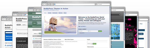 8 of the Best Free BuddyPress Themes Available - WPMU DEV