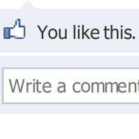 how to get facebook like button