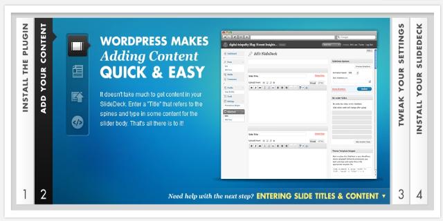 Wordpress Content Slider Plugins: 9 User-Friendly Examples