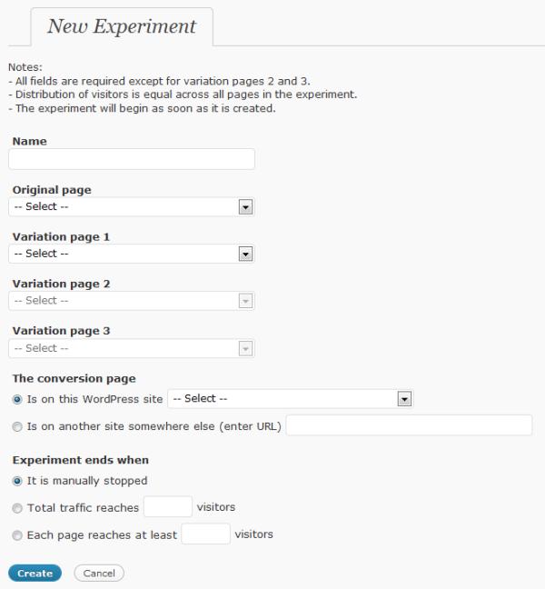 screenshot of the max a/b plugin settings