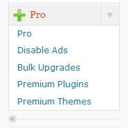 supporter plugin screenshot