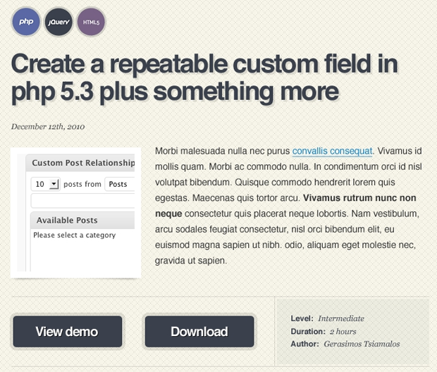 Free WordPress Theme for Tutorial Writers, Developers, and Geeks