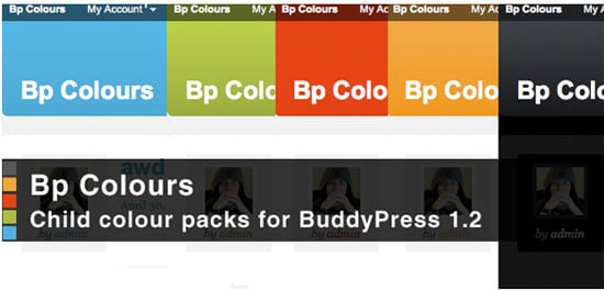 WPMU DEV free BuddyPress theme