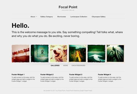 focal-point-theme-white