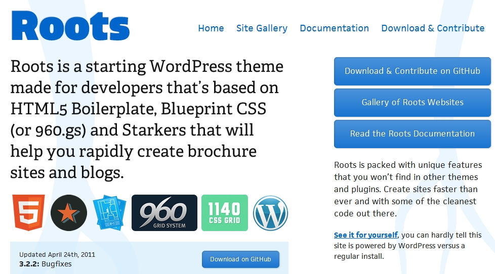 Top 25 free html5 and css3 themes for wordpress wpmu dev download theme malvernweather Gallery