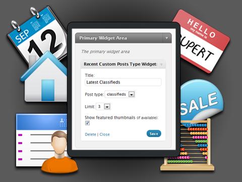 widget Cara Menampilkan Widget Pada Halaman Tertentu