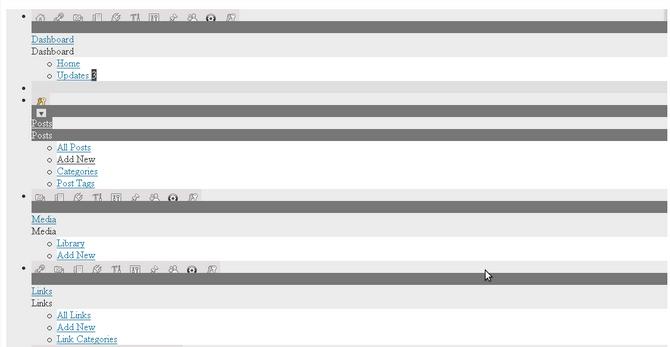 WordPress Dashboard in IE6 - looking ugly