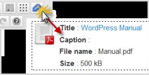EG Attachments WordPress plugin