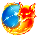 Firefox burning up the world