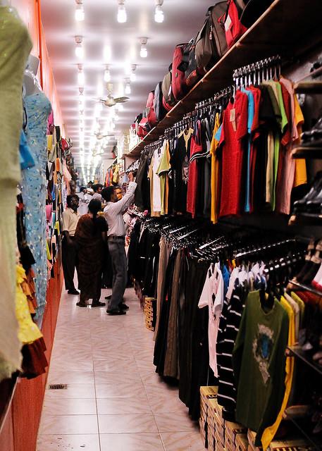 Breadcrumbs for better e-commerce navigation