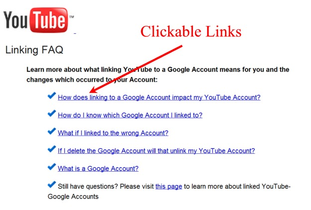 make link clickable in pdf