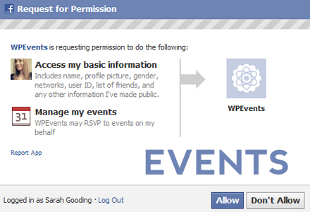 how to create a poll on facebook event