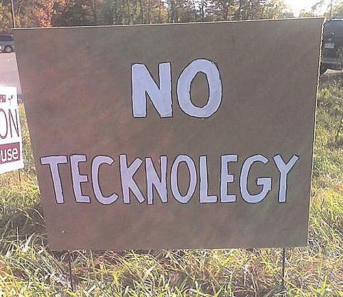 No Tecknolegy
