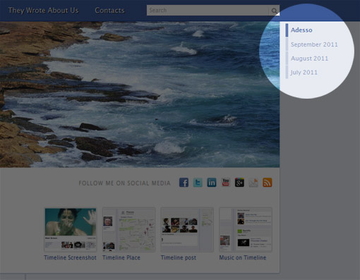 Love the New Facebook? Download a Free Facebook Timeline