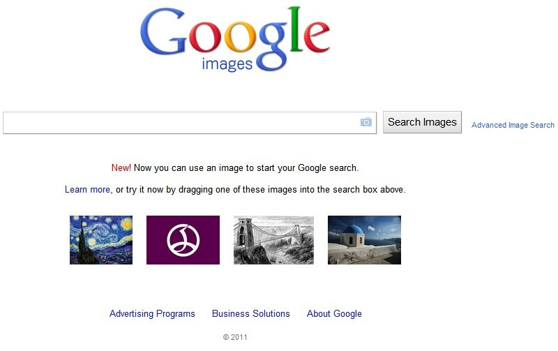 Get your website found in Google Images
