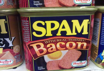 Now with BACON!