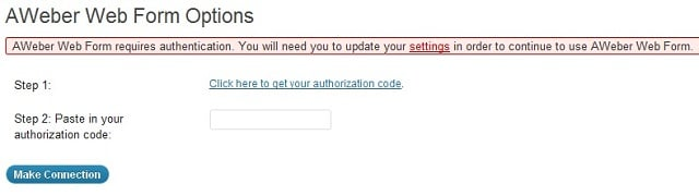 Authenticate Your Plugin