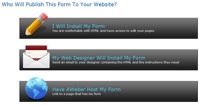 Form Publish