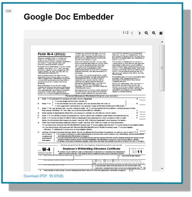 WordPress Viewer Plugin: Embed PDFs, PowerPoint, Excel, Word, and