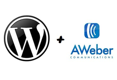 wordpress-and-aweber