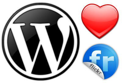 WordPress Loves Flickr