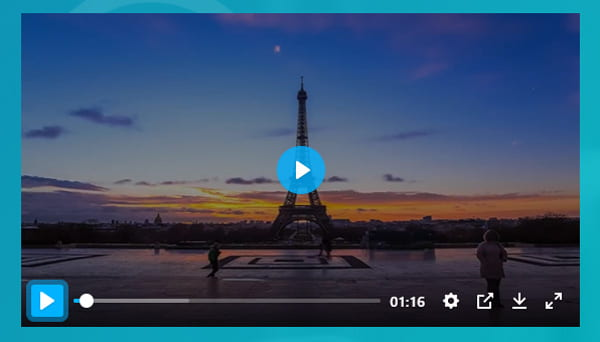Embed videos beautifully with HTML5 Video Player