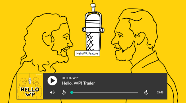 Hellp, WP! Podcast cover image