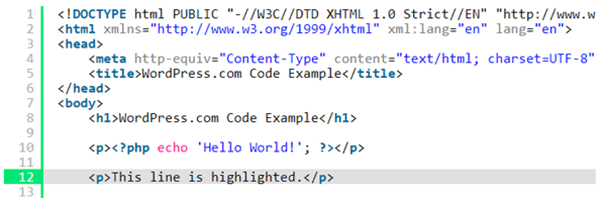 Easy code embeds with SyntaxHighlighter Evolved WordPress plugin