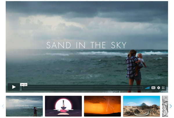 Vimeography WordPress plugin adds beautiful video galleries from video videos