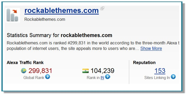Rockable Themes