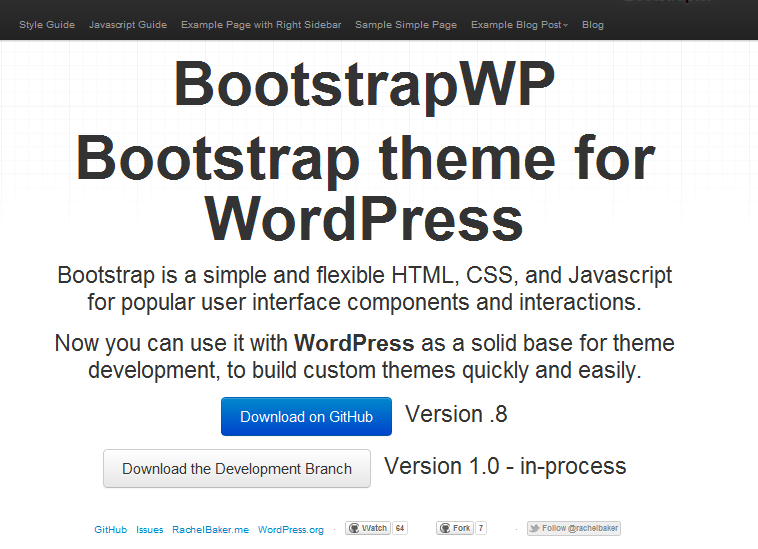 Free Download Bootstrap Themes: Best Free Wordpress Bootstrap Themes ...