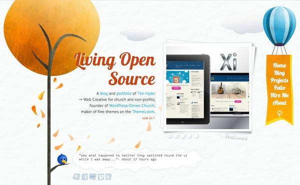 Living Open Source