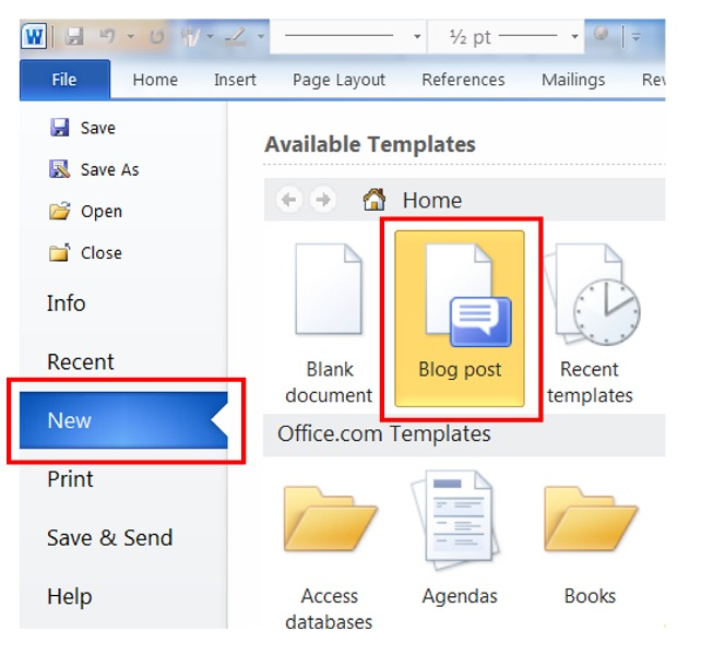 How To Use Microsoft Word To Publish Directly To Your Wordpress
