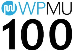 The WPMU 100