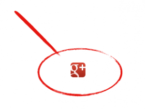 Google+ Button on WordPress