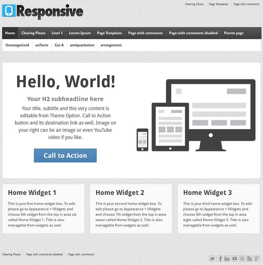 responsive features responsive crafted with fluid proportion based ztGfBAME