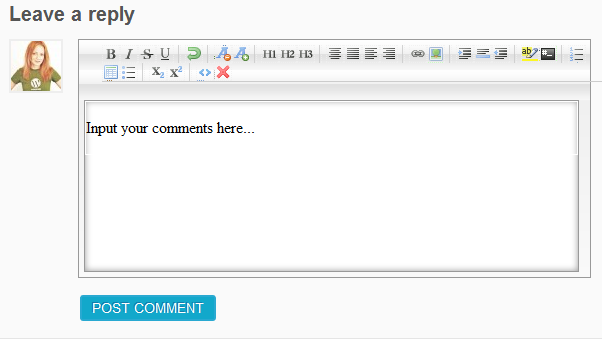 Add a Rich Text Editor to WordPress Comments - WPMU DEV