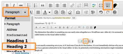 Visual Editor