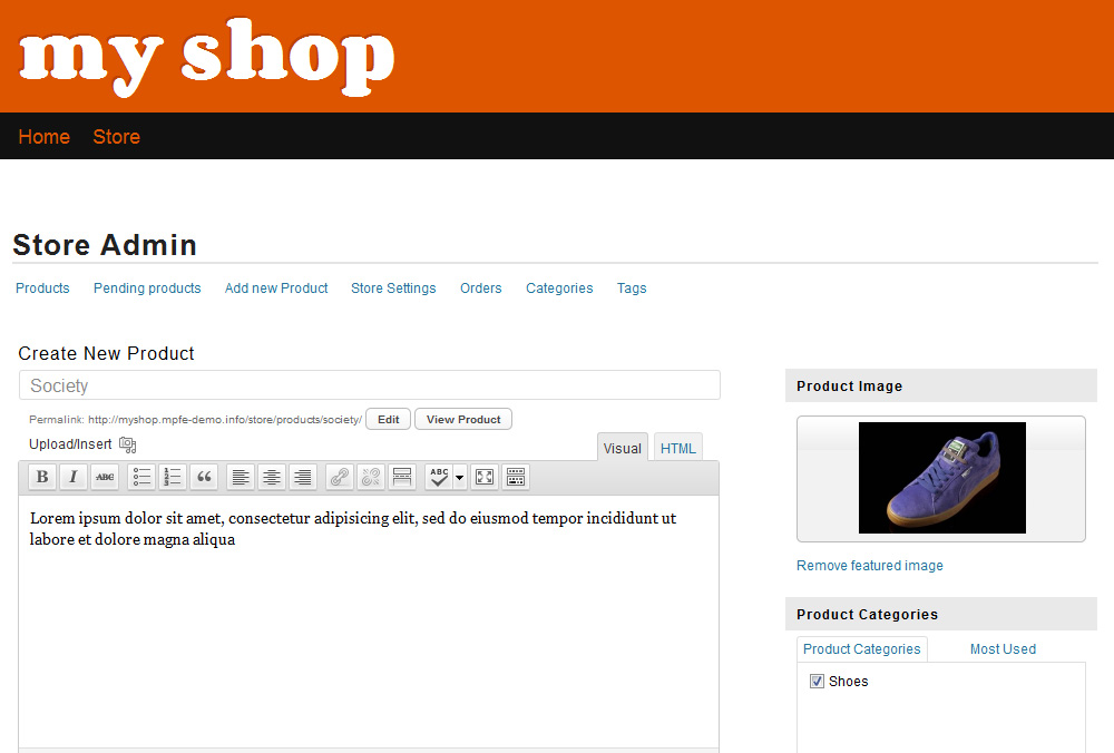 New Plugin Puts MarketPress Store Management on the Frontend - WPMU DEV