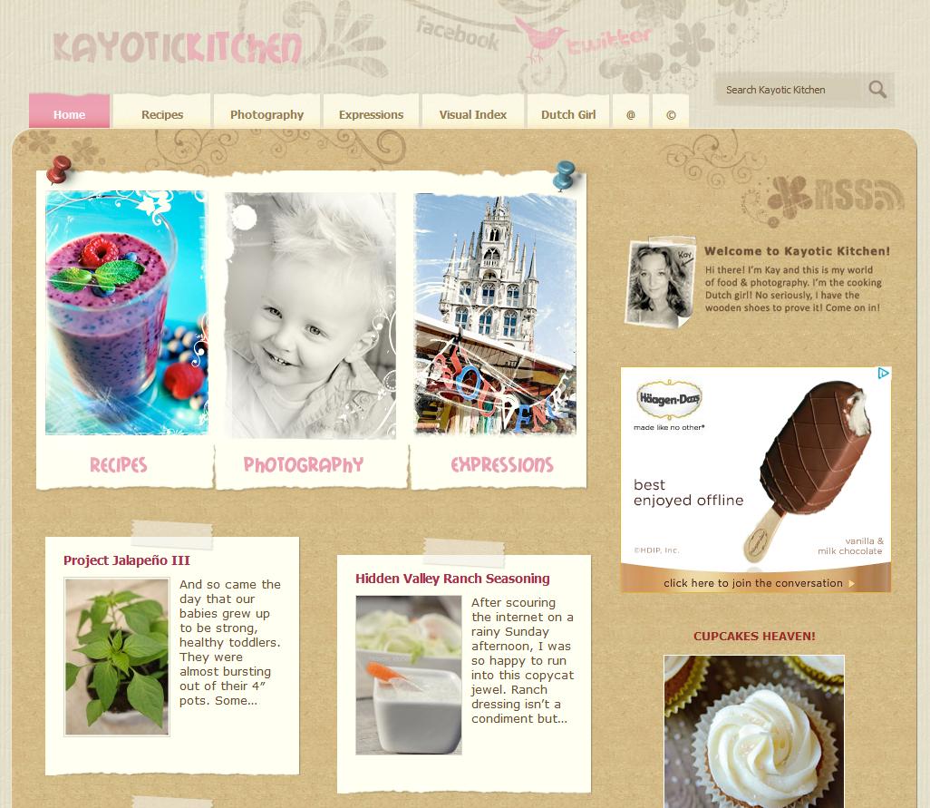 Top 25 Beautiful Food Blogs Using WordPress - WPMU DEV