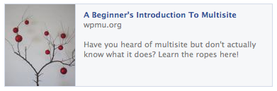 A Beginner's Introduction To Multisite