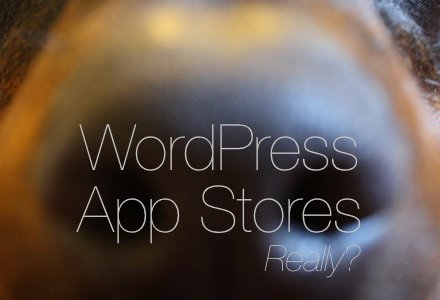 WordPress App Stores