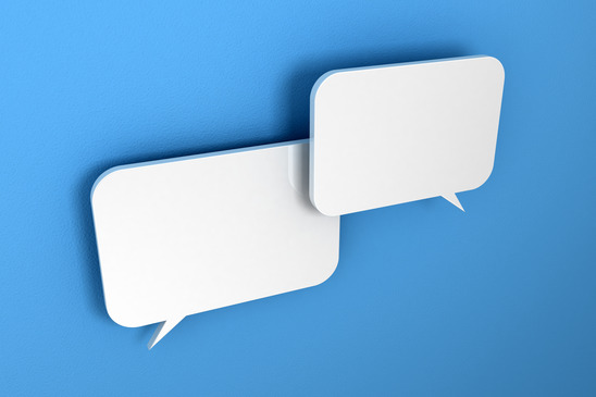 Wordpress Discussion Settings Speech Bubbles Image