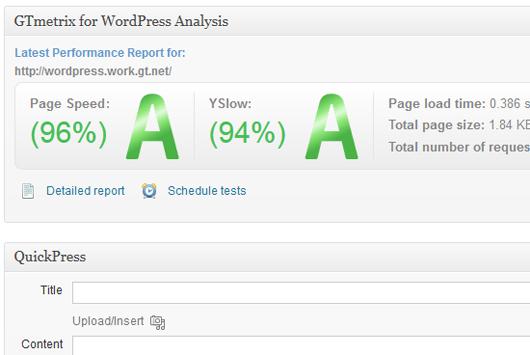 gtmetrix-for-wordpress-dashboard-widget