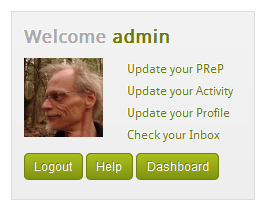 WordPress login page - Custom login widget
