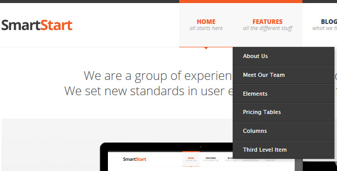 Designing WordPress Themes - SmartStart by Smuliii