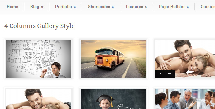 Designing WordPress Themes - Modernize on Themeforest