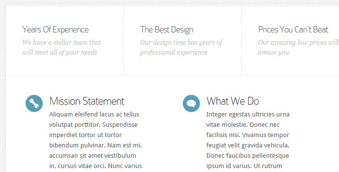 Designing WordPress Themes - Trim by Elegant Themes