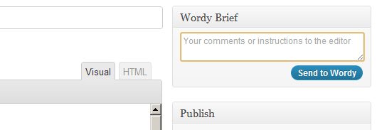 Wordy for WordPress