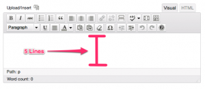 WordPress Post Box Settings